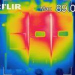Bewertung von unter Spannung stehenden Sicherungen und Schaltanlagen.
