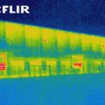 Produktionshalle mit Konvektionsheizung.