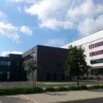 Blower-Doortest Bildungs- und Werkgebäude