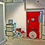 Haltezeitberechnung Loeschgasanlagen