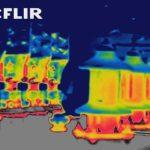 Überwachung von Übergangswiderstanden an unter Spannung und Last stehenden Transformatoren.