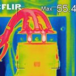 Thermografie zur vorbeugenden Instandhaltung an Elektroanlagen (Brandschutz).