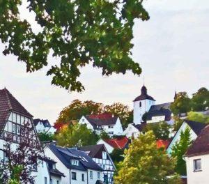 Warstein - alte Kirche