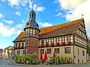 Höxter - altes Rathaus