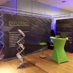 EFFIZIENZR Messestand 2 - Kassel 2019