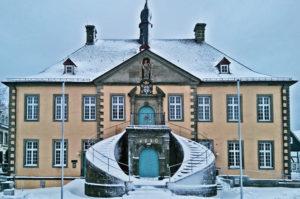 Rüthen - altes Rathaus